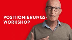 Positionierungs-Workshop
